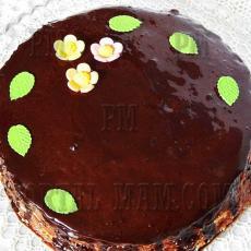 Вкусная и очень шоколадная глазурь, приготовление которой займет у вас буквально считанные минуты.